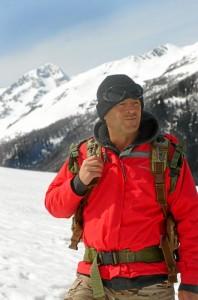 Luis Manuel Bejarano, aventurero onubense.