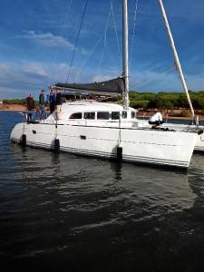 Los cursos de licencia de navegación, que se dan constantemente, suelen tener más demanda en verano.