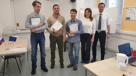Formación europea para mejorar la enseñanza: la experiencia Erasmus+ de ocho docentes del IES Padre José Miravent de Isla Cristina