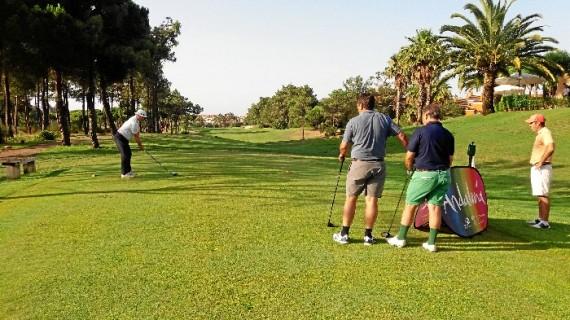 Huelva promociona su oferta turística de golf en la feria internacional más importante del sector