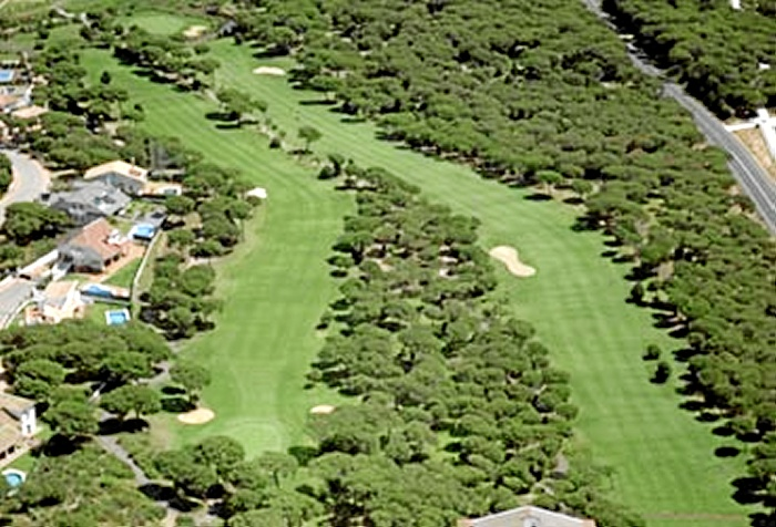 CAMPO DE GOLF TIPO LINKS