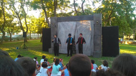 Música, teatro familiar, cine y 'Las lunas de Soto' conforman la programación estival de Trigueros