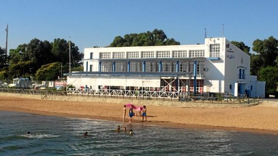 Convocado el concurso para la adjudicación del bar restaurante del Real Club Marítimo de Huelva