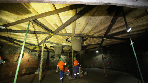 Atlantic Copper finaliza su parada técnica en la que han trabajado 1.200 profesionales