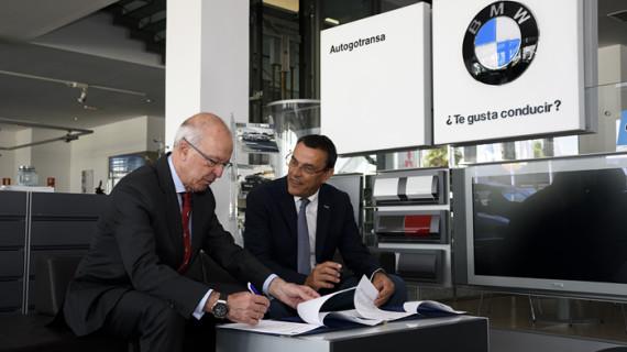 BMW se convierte el vehículo oficial del 525 Aniversario del Encuentro entre Dos Mundos