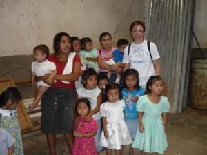 En marzo ha estado en Guatemala y espera volver.