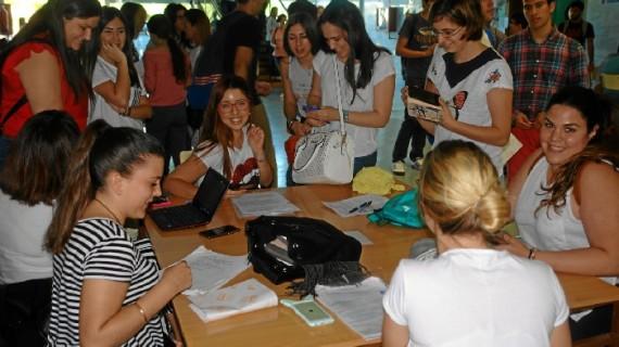 Las Pruebas de Acceso a la Universidad reúnen a 1.935 estudiantes en la provincia de Huelva