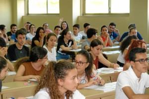 Normalidad en el inicio de las Pruebas de Acceso a la Universidad en la UHU.