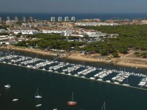 La náutica deportiva ha alcanzado en los últimos años un notable auge en la provincia de Huelva.