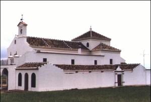 La Ermita de la Virgen quedará vacía este mes de julio de 2017./Foto: IAPH.