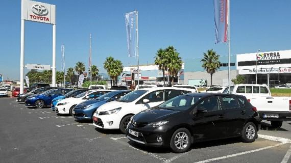 Huelva celebra la III Feria del Vehículo de Ocasión Toyota