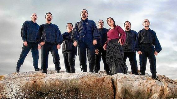 El grupo Luar na Lubre y la Pandilla de Drilo, esta semana en el Gran Teatro de Huelva