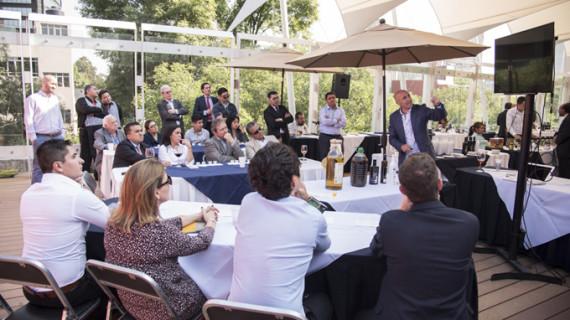 Dos empresas onubenses participan en la 'II Muestra de Productos Gourmet Andaluces' en México