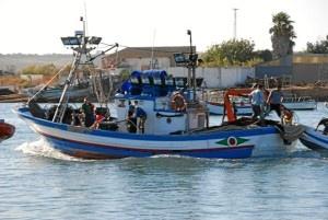 Reabierto el caladero de chirla del Golfo de Cádiz.