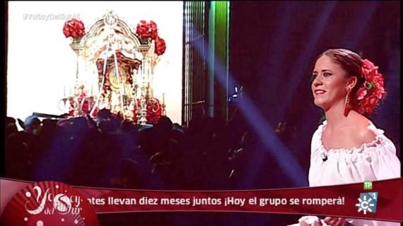 Rocío Ojuelos contará sus vivencias del camino de Lucena en un Especial Rocío de 'Yo soy del Sur'