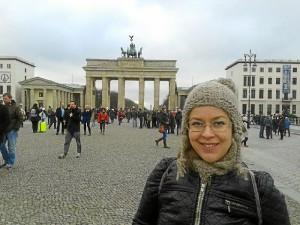 Isabel Díaz Olivares lleva más de dos años viviendo en Berlín.
