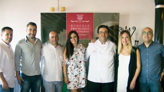 Clausurado con éxito el programa gastronómico Huelva 525 Gourmet Experience
