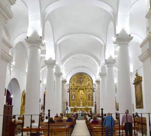 Iglesia de la Asunción de Zalamea.