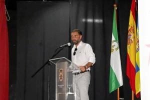 Gustavo Cuéllar asegura que las Fiestas de Mazagón, que se celebran el primer fin de semana de agosto, serán muy especiales.