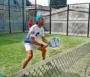 El deportista manda un mensaje de optimismo a los pacientes con la enfermedad de Andrade.