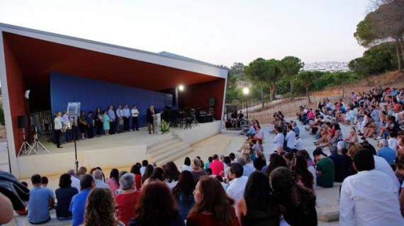 El nuevo Auditorio al aire libre de Islantilla ofrece el espectáculo 'Noche de Carnaval'