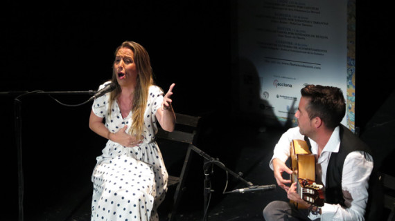 La cantaora onubense Cristina Álvarez gana el Concurso Talento Flamenco de Cante por Fandangos de Huelva 2017