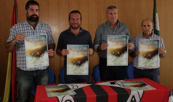 Puesta en marcha la Campaña de Abonados del Cartaya para la temporada 2017-18.