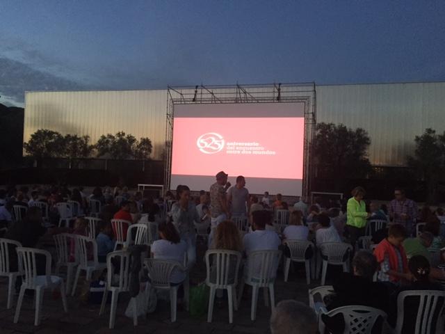 El Cine bajo las Estrellas continúa en La Rábida con la película 'Un monstruo viene a verme'