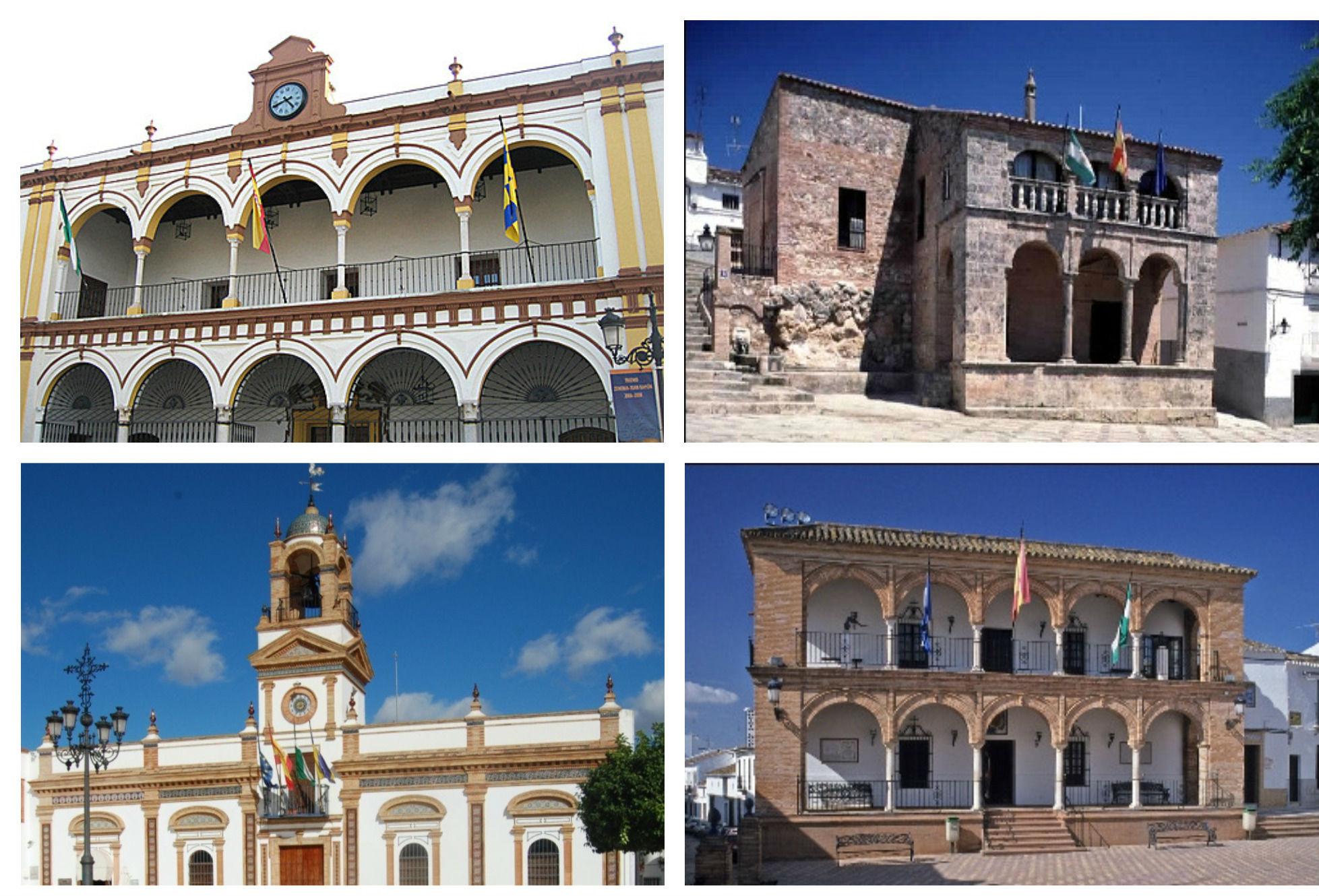 Decálogo de los diez ayuntamientos más singulares de la provincia de Huelva