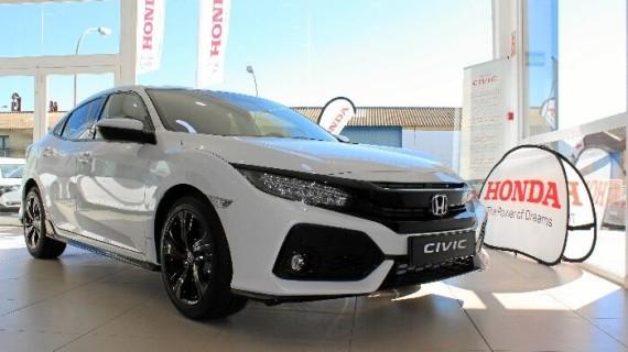 La tecnología y el servicio orientado al cliente, máxima de Honda en Huelva