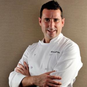 El chef Álvaro Garcés.