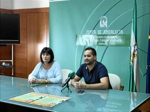 El concejal de Cultura de Trigueros ha destacado la apuesta por el patrimonio de la localidad.