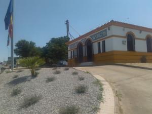 Oficina de Turismo de Zalamea.