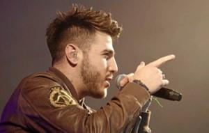 El concierto dell cantante Antonio José se celebrará este sábado 8 de julio.