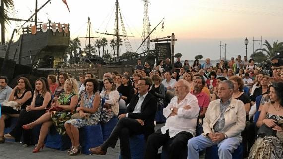 Diputación celebra sus 25 años de Cooperación Internacional con un gran encuentro festivo en el Muelle