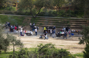 Parque Moret de Huelva.