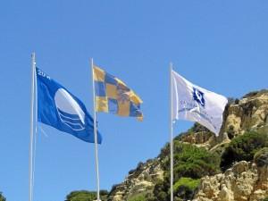 La playa del Parador de Mazagón cuenta con la Bandera Azul y la Q de Calidad Turística.