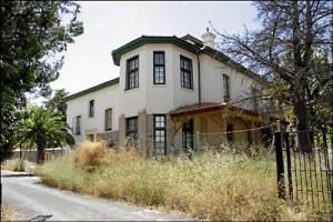 La Casa Consejo fue la primera vivienda que se construyó en el Barrio de Bellavista. / Foto: IAPH.