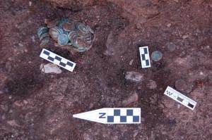 riotinto hallazgo tesoro romano