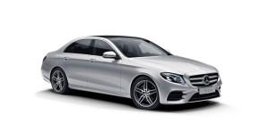 El Mercedes Benz clase E, una de las estrellas de la amplia gama del fabricante alemán.