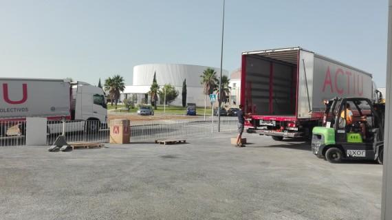 La Universidad de Huelva equipa el nuevo edificio de la Escuela Técnica Superior de Ingeniería