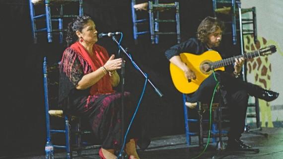 Éxito del IX Festival Flamenco 'Antonia López. Ciudad de Ayamonte'