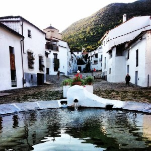 Linares de la Sierra, uno de los lugares recomendados.