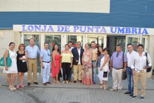 lonja punta umbria empresarios colombia