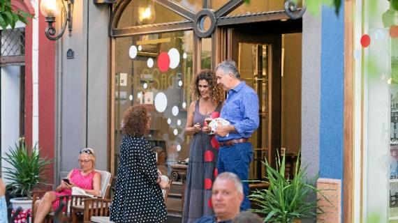 Ayamonte celebra con éxito la tercera edición de la 'Noche de lunares'