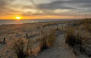 El Ayuntamiento está apostando por la promoción turística de esta playa, situada en un paraje natural de gran belleza.