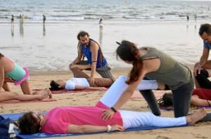 El Ayuntamiento de Huelva tiene previsto incrementar las dotaciones y servicios de esta playa.
