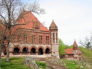 Una imagen de  Easton, la ciudad en la que reside.