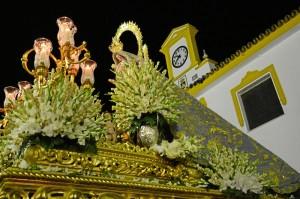 El día 15 de agosto tiene lugar la procesión de la patrona, la Virgen de los Remedios.