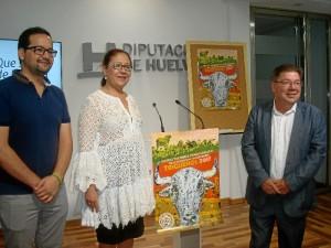 Las fiestas han sido presentadas este jueves en la Diputación de Huelva.